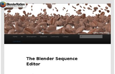 http://www.blendernation.com/tutorials/blender-3d-beginner-tutorial-the-blender-sequence-editor/
