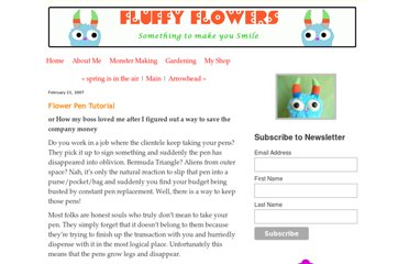 http://fluffyflowers.typepad.com/fluffy_flowers/2007/02/flower_pen_tuto.html