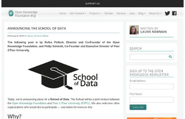 http://blog.okfn.org/2012/02/08/announcing-the-school-of-data/