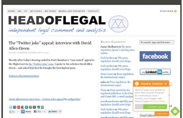 http://www.headoflegal.com/2012/02/08/the-twitter-joke-appeal-interview-with-david-allen-green/