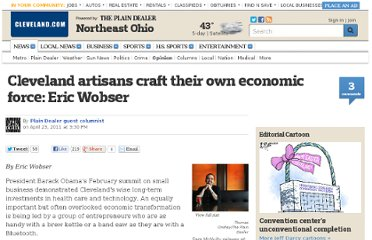 http://www.cleveland.com/opinion/index.ssf/2011/04/cleveland_artisans_craft_their.html