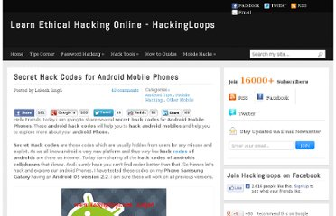 http://www.hackingloops.com/2011/08/secret-hack-codes-for-android-mobile.html