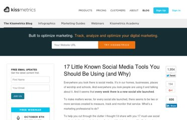 http://blog.kissmetrics.com/17-social-media-tools/