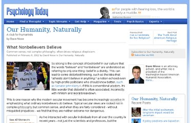 http://www.psychologytoday.com/blog/our-humanity-naturally/201202/what-nonbelievers-believe