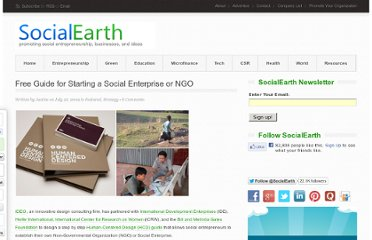 http://www.socialearth.org/free-guide-for-starting-a-social-enterprise-or-ngo