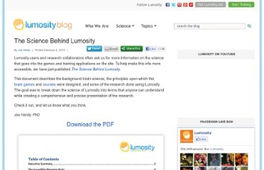 http://www.lumosity.com/blog/the-science-behind-lumosity/
