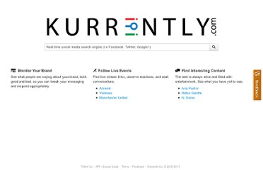 http://www.kurrently.com/#search/