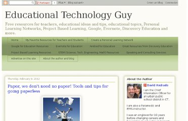 http://educationaltechnologyguy.blogspot.com/2012/02/paper-we-dont-need-no-paper-tools-and.html