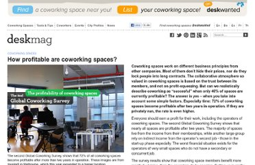 http://www.deskmag.com/en/how-profitable-are-coworking-spaces-177