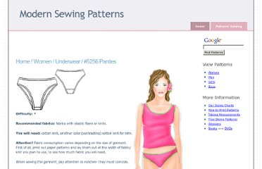 http://m-sewing.com/patterns-catalog/women/underwear/panties.html