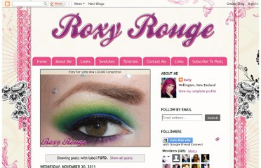 http://roxy-rouge.blogspot.com/search/label/FOTD