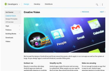 http://developer.android.com/design/get-started/creative-vision.html