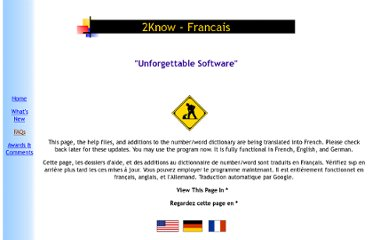http://got2know.net/2Know/FrenchInFrench.htm