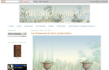 http://surfacefragments.blogspot.com/2011/04/les-monuments-de-paris-joseph-dufour.html