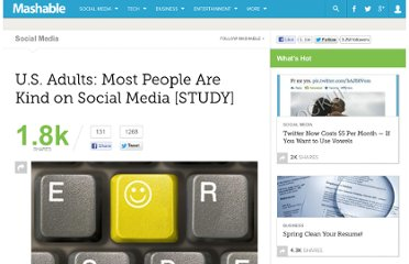 http://mashable.com/2012/02/10/kindness-social-media-study/