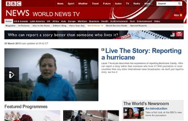 http://www.bbcworldnews.com/Pages/default.aspx