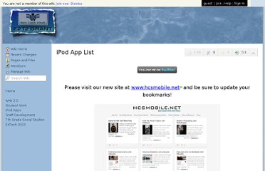 http://hcstechcoach.wikispaces.com/iPod+App+List