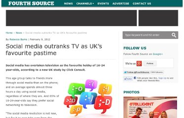 http://www.fourthsource.com/news/social-media-outranks-tv-as-uks-favourite-pastime-6218