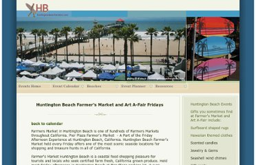 http://www.huntingtonbeachevents.com/farmers-market-huntington-beach.html