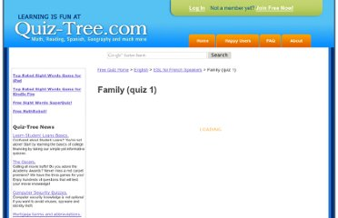 http://www.quiz-tree.com/ESL-for-French-Speakers_Family_1_MC-4.html