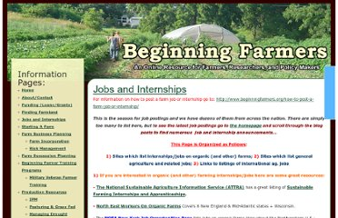 http://www.beginningfarmers.org/internship-and-employment-opportunities/