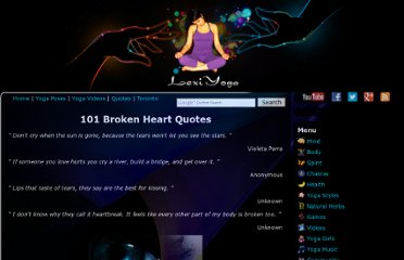 http://www.lexiyoga.com/broken-heart-quotes