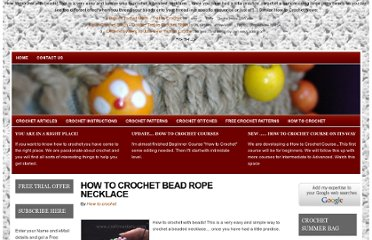 http://www.craftmastery.com/how-to-crochet/crochet-lessons/how-to-crochet-bead-rope-necklace