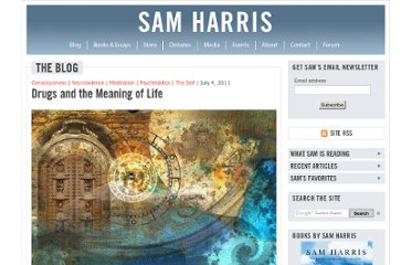 http://www.samharris.org/blog/item/drugs-and-the-meaning-of-life