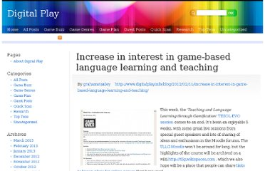 http://www.digitalplay.info/blog/2012/02/11/increase-in-interest-in-game-based-language-learning-and-teaching/