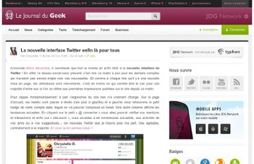 http://www.journaldugeek.com/2012/02/11/nouvelle-interface-twitter-enfin/