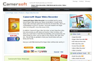 http://www.camersoft.com/skype-video-recorder.html