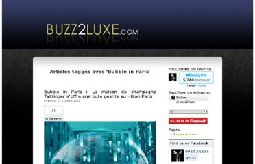 http://www.buzz2luxe.com/tag/bubble-in-paris/