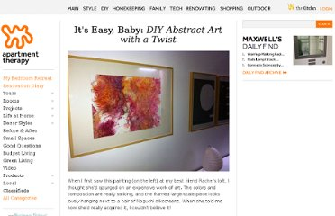 http://www.apartmenttherapy.com/its-easy-baby-diy-abstract-art-159919