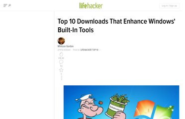 http://lifehacker.com/5884261/top-10-downloads-that-enhance-windows-built+in-tools