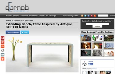 http://dornob.com/extending-bench-table-inspired-by-antique-roll-top-desks/