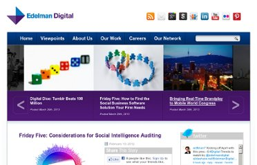 http://www.edelmandigital.com/2012/02/10/friday-five-considerations-for-social-intelligence-auditing/