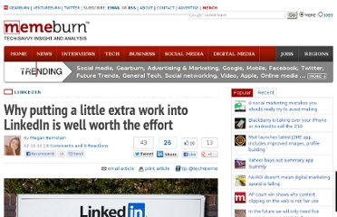 http://memeburn.com/2012/02/why-putting-a-little-extra-work-into-linkedin-is-well-worth-the-effort/