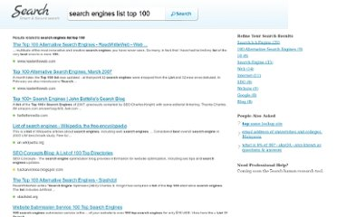 http://www.5earch.com/?s=search+engines+list+top+100&gclid=CI_mkL3plq4CFQo0hwodTQP8og