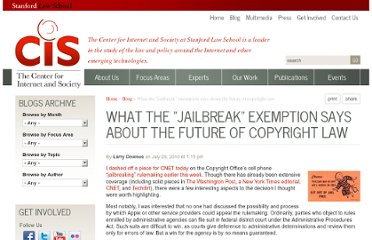 http://cyberlaw.stanford.edu/blog/2010/07/what-jailbreak-exemption-says-about-future-copyright-law