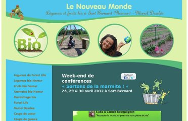 http://www.nouveau-monde.be/Week-end-avril-2012.html