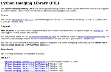 http://www.pythonware.com/products/pil/