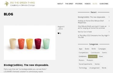 http://www.dothegreenthing.com/blog?tag=upcycling