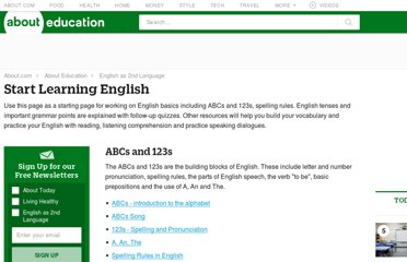 http://esl.about.com/od/beginningenglish/u/start.htm