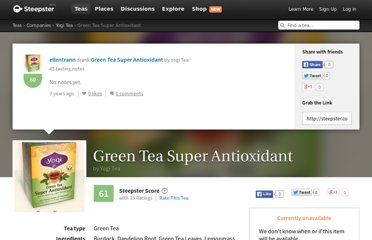 http://steepster.com/teas/yogi-tea/5557-green-tea-super-antioxidant?post=102524