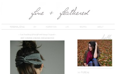 http://www.fineandfeathered.com/blog/2011/10/diy-criss-cross-headband.html