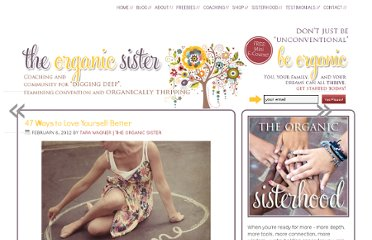 http://theorganicsister.com/ways-to-love-yourself/