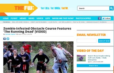http://thefw.com/zombie-obstacle-course/