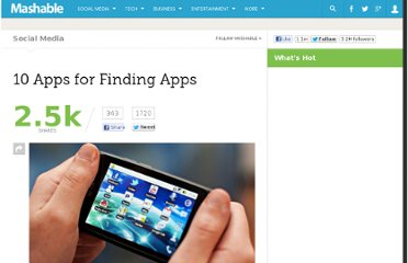 http://mashable.com/2012/02/12/apps-for-finding-apps/