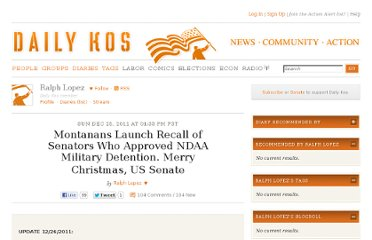 http://www.dailykos.com/story/2011/12/25/1048711/-Montanans-Launch-Recall-of-Senators-Who-Approved-NDAA-Military-Detention-Merry-Christmas-US-Senate