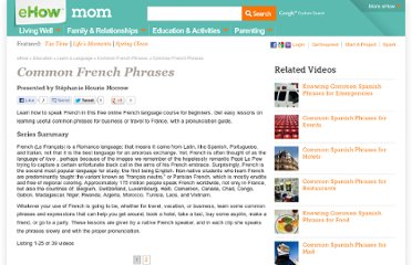 http://www.ehow.com/videos-on_3933_common-french-phrases.html